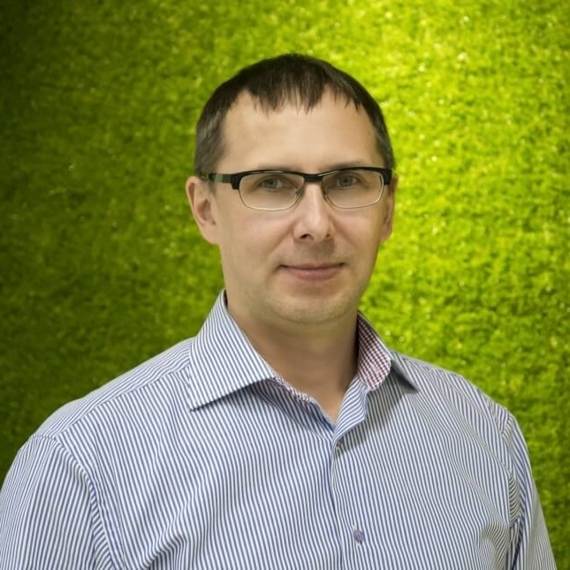 Petr Milenin Executive director