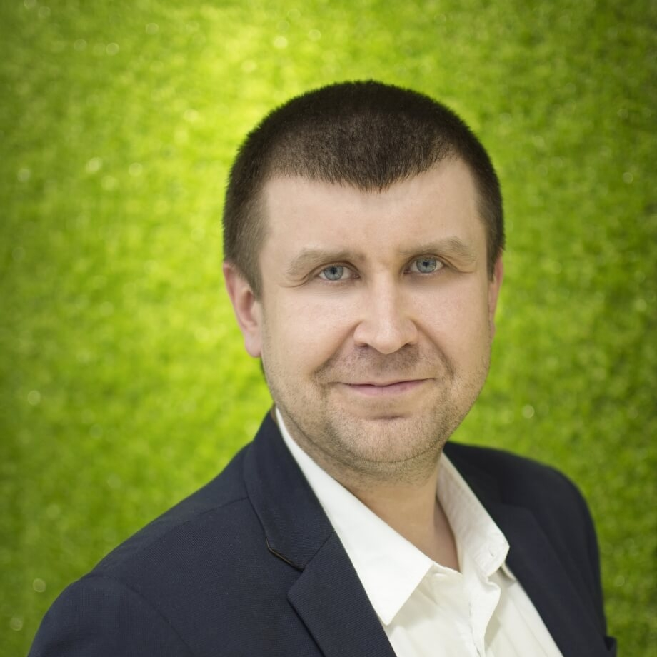 Denis Zhdanov Commercial director